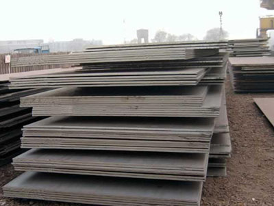 Steel for Boilers and Pressure Vessels P265GH